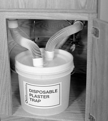The Disposable Plaster Trap
